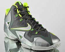 Nike Lebron XI 11 Dunkman mens basketball shoes NEW mica green sea spray green
