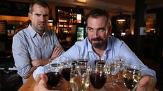 Identical twin doctors conduct experiment to find out if binge drink is bad for you - NZ Herald