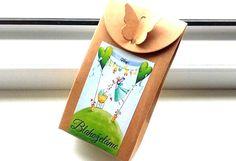 Bianka's World: Dobrôtka pre zmysly z babičkinej záhrady...
