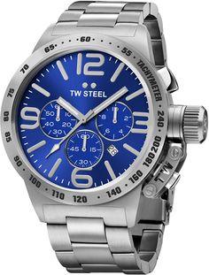 4948a481b55 Reloj TW Steel CB13 - Canteen Bracelet. 100 MilhõesRelógios ...