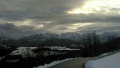 Rauhnacht Mountains, Landscape, Nature, Travel, Night, Scenery, Naturaleza, Viajes, Destinations