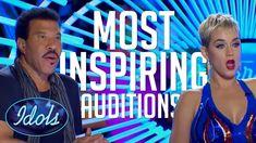 MOST INSPIRATIONAL AUDITIONS On American Idol 2018   Idols Global - YouTube