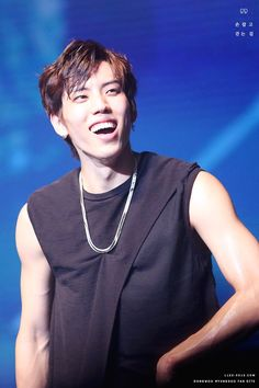 160813 #인피니트 Dongwoo - That Summer Concert 3 in Busan Day-1