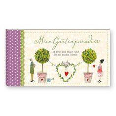 Das kleine Gartenbuch - Mein Gartenparadies #GrätzVerlag #SilkeLeffler