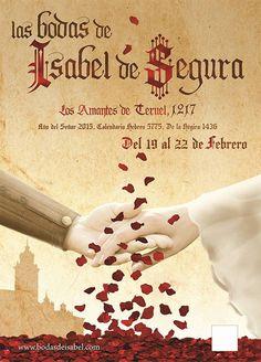 Cartel ganador Bodas de Isabel de Segura 2015 Título: El Amor de la Morte Autora: Álvaro Miguel Vieira