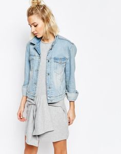 Cheap Monday | Cheap Monday Vital Denim Jacket at ASOS