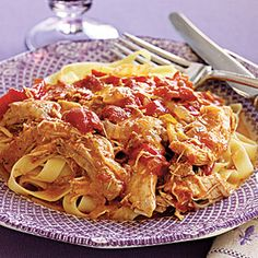 Hungarian Chicken with Smoked Paprika. Makes us long for a visit to Budapest's Great Market to pick up some paprika :)