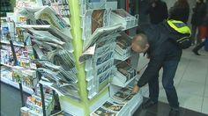 De Morgen sterkste stijger, magazines verliezen terrein