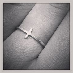Dogeared jewerly - Faith ring