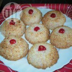 Gluten free coconut mounds @ allrecipes.co.uk