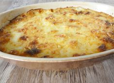Gratin dauphinois fondant | Aux Fourneaux Macaroni And Cheese, Food And Drink, Pizza, Vegan, Fondant, Ethnic Recipes, Comme, Pain, Camilla