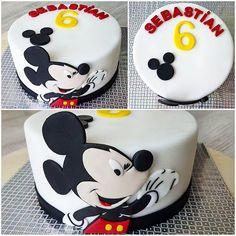 Výsledek obrázku pro mickey mouse dort