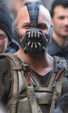 Tom Hardy talks about if he's worried about the complaints about not understanding Bane: Bane Dark Knight, The Dark Knight Trilogy, The Dark Knight Rises, Tom Hardy Bane, Tom Hardy Actor, Tom Hardy Warrior, Bane Batman, Tom Hardy Photos, Badass Movie