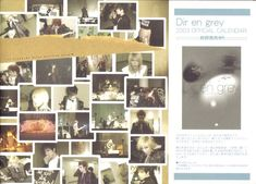 Dir En Grey, Photo Wall, Photograph