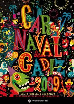 Carteles de carnaval
