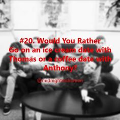 Midnight red would you rather || follow @ midnightrednation on instagram
