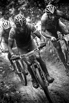 Take to the mud
