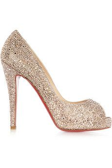Look at this website!!! Send off your shoes and they strass (cover them in crystals) !!!! Have to do this!