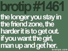 if only guys actually knew this! if you like her, go get her!