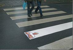 54 Humorvolle Und Ausgefallene Werbideen Perfekt In Szene Gesetzt! » Humor, Kreative Werbung, Werbung » Blog Drauf
