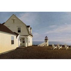 Three Posts Island View Photographic Print on Wrapped Canvas Size:
