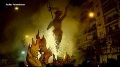 Las Fallas de Valencia, la Mejor Fiesta del Mundo. Del 16 al 19 de Marzo. Fallas in Valencia, the best festival in the world. 16th-19th March.