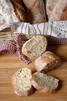 pane ai 5 cereali e semi di girasole