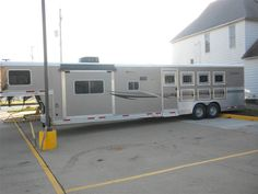 Horse Trailer World - Huge Selection of Horse Trailers, Cargo, Trucks