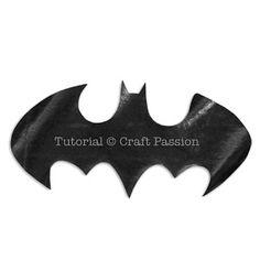 Batman Superhero Cape - Free Sewing Pattern   Craft Passion Batman Superhero, Batman Logo, Superhero Logos, Sewing Patterns Free, Free Sewing, Kids Cape Pattern, Batman Costume For Kids, Crochet Batman, Batman Cape