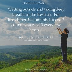 Welcome to our BEST Self-Care Quote Series! We kick off the series with our BEST friend, Dr. Jannine Krause, naturopathic doctor, acupunturist and podcaster. Thank you, Jannine! #TBITalk #selfcare #selflove #health #wellness #brainhealth #breathing #engagenergizeempower