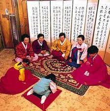 Seollal, Lunar New Year Celebration, Korean Holiday Korean New Year,  Chinese New Year
