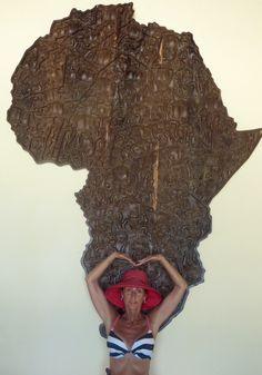 Megan Vass loving Africa and her sunhat whilst on her African adventure! African Countries, Sun Hats, Adventure, Sombreros De Playa, Adventure Movies, Adventure Books