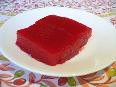 Recipe Shoebox: Cinnamon Applesauce Jello