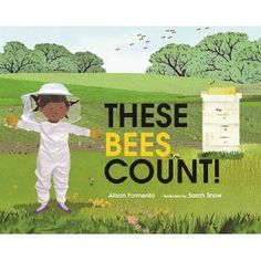 Want to explain to your children why the bee population is so vital to our ecosystem and food supply? Here's the book! A delightful and educational addition to your kidlit collection.
