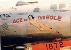 "B-29 Superfortress - ""Ace In The Hole/Deal Me In""."