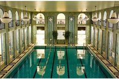 Yrjönkatu swimming hall, best place to relax in the middle of the town of Helsinki, Finland. Roman Pool, Visit Helsinki, Like A Local, World's Most Beautiful, Beautiful Buildings, Travel Goals, Capital City, Swimming Pools, Parks