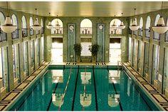 Yrjönkatu Swimming Hall, Finland