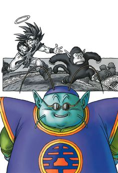 """A complete guide to the kanzenban (the """"complete"""" or """"perfect"""" edition) re-release of the Dragon Ball manga in Japan from 2002 to 2004"""
