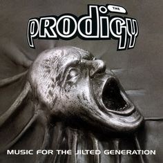"Prodigy - Music for the Jilted Generation (1994). By far the best electronic music album of all time. Liam Howlett was looking for a darker sound after a very successful happy melodies of ""Experience"". A breakthrough CD that defined the 90s electronic scene. After I got my hands on this CD back in mid 90's I knew this will be an instant classic that won't be matched for years to come."