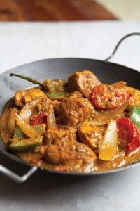 The Hairy Dieters' chicken jalfrezi