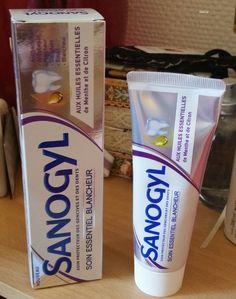 Des dents saines grâce à Sanogyl