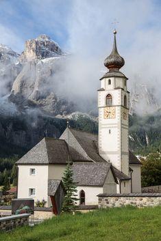 Colfosco (Bolzano), Val Badia, Trentino-Alto Adige, Italy