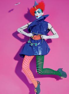 Miles of MAC - Miles Aldridge - Advertising - Miles Aldridge - Management