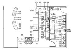 Restaurant Kitchen Layout Autocad restaurant design projects :: restaurant floor plans | my