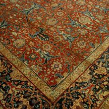 Antique Tabriz Rugs  Coming from the historical city of Tabriz, antique Tabriz rugs are spectacular in design and once you have one, it will become a permanent part of your home. They are made with the artistic skills of weavers who used to be a great asset to the emperor.  http://www.absoluterugs.com/antique-rugs/tabriz-oriental-rugs/