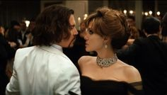"""Johnny Depp & Angelina Jolie in """"The Tourist"""""""
