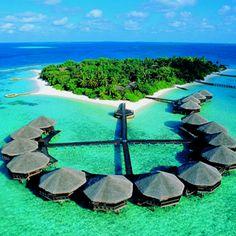 Maldives! I need to go on vacation!