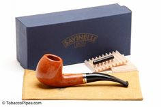 TobaccoPipes.com - Savinelli Onda Smooth 626 Tobacco Pipe, $200.00 #tobaccopipes #smokeapipe (http://www.tobaccopipes.com/savinelli-onda-smooth-626-tobacco-pipe/)