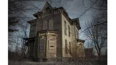 Las casas abandonadas que esconden historias de terror
