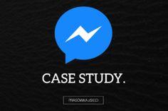 Bot na Facebooku. Case study.